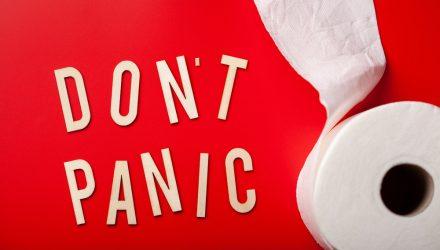 Don't Panic. Be Patient.
