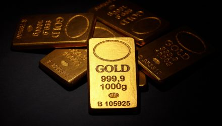 Gold Looking to Claw Back After Recent ETF Exodus
