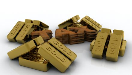 Gold Making Moves Today, Up 5% Amid Goldman Report