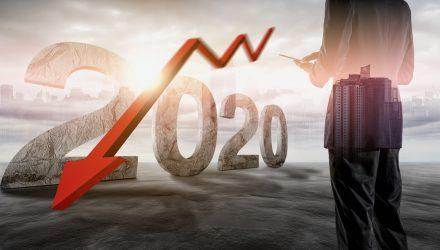 Recession Fears Send U.S. Stock ETFs Reeling