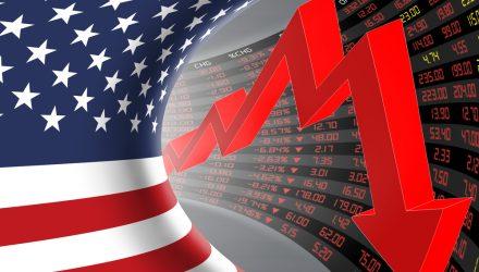 U.S. Stock ETFs Retreat on Fears of a Weakening Economy