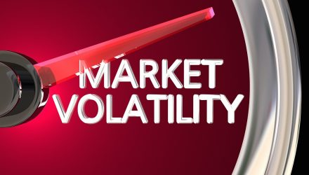 Volatility Reaches Epic Highs As Investors Panic Over Markets