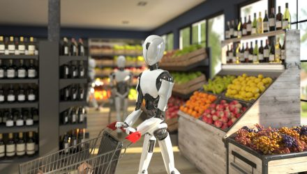Grocery Stores are Using Robots Amid Coronavirus Outbreak