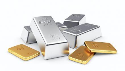 Precious Metals And Metals ETFs Pop Higher On Jobless Data