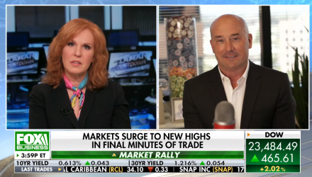 Tom Lydon Opines About OGIG And Gold On Fox Business