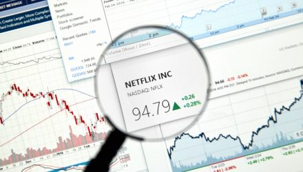 Use This Internet ETF as a Netflix Proxy
