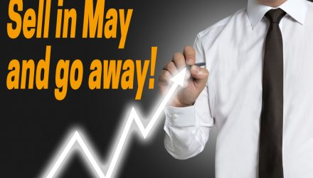 """Sell in May"" Mantra Could Hurt Large Cap Equities"