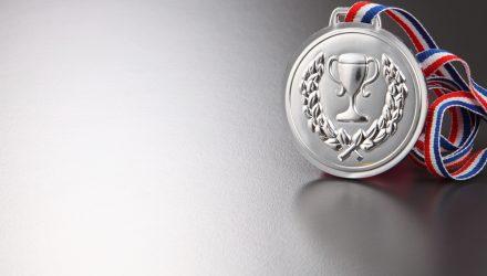 A Silver Medal for an ESG Bond ETF