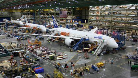 Boeing Announces Layoffs But Aerospace ETFs Hold Their Ground