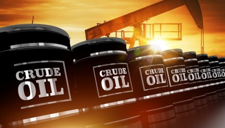 Crude ETFs Build On Thursday's Gains Amid Waning Supply