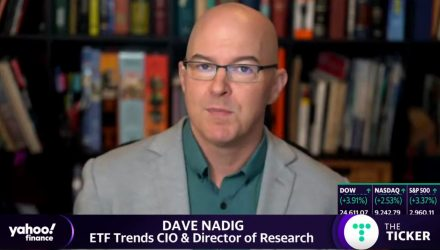 Dave Nadig Talks Biotech ETFs to Watch On Yahoo Finance