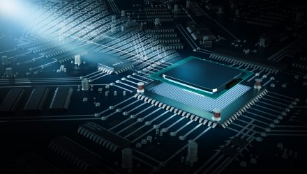 Probing the Plumbing of a Popular Semiconductor ETF