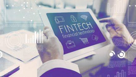 A Fintech ETF to Access the Growth Opportunity in a Changing Industry