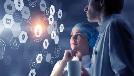 A Healthcare ETF Could Benefit From Index Reshuffling