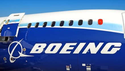 Aerospace ETFs Fall Amid Decline In Boeing Deliveries