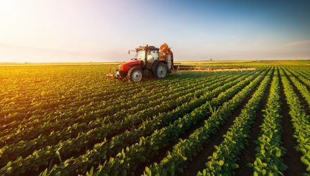 Agriculture ETFs Jump After USDA Reports Smaller Planted Acreage