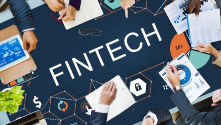 An Important Ratio Highlights Advantages of This Fintech ETF