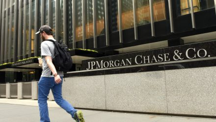 Financial ETFs Are Gaining Again Amid JP Morgan's Protest Support