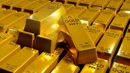Gold ETFs Stumble After Positive Employment Data