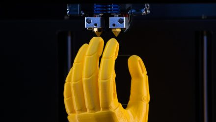 Impressive Growth Trajectory Remains in Place for 3D Printing ETF