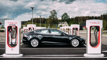 More Tesla Talk Could Lift This Already Hot ETF