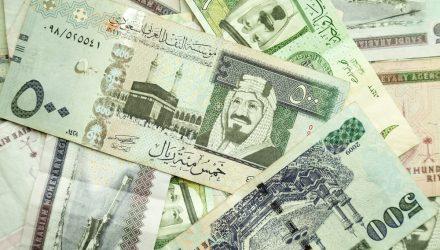 Saudi Arabia ETF Strengthens on NCB, Samba Bank Merger