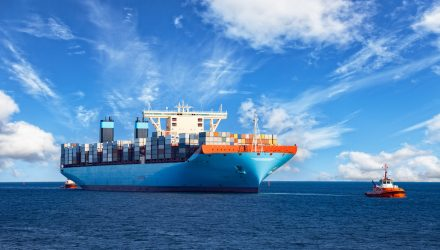 Shipping ETF Enjoys Some Smooth Sailing as Economic Activity Picks Up