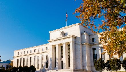 Stock Index ETFs Mixed As Investors Await Fed Meeting
