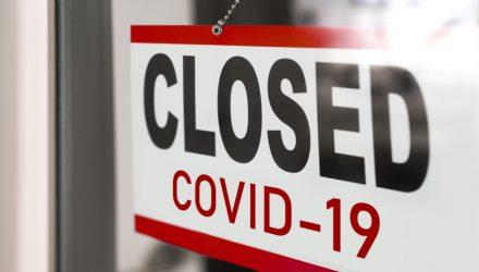 U.S. Stock ETFs Retreat on Fears of Another Coronavirus Shutdown