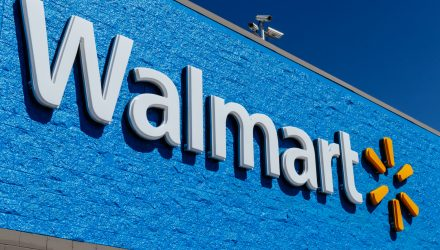 Walmart Trades Lower Amid Company Removing Firearms From Shelves