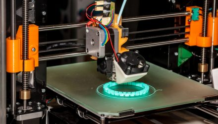 3D Printing ETF Could Be Perking Up