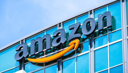 Amazon Is Under Worker Scrutiny But Gains Lift ETFs