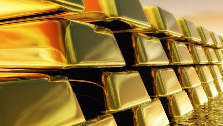 """Get a Ton of Gold Exposure with the """"OUNZ"""" ETF"""