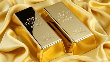 Gold Crests $2000 An Ounce Driving ETFs Higher