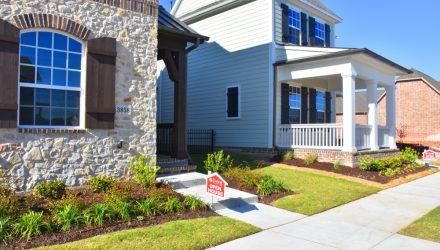 Home Construction ETFs Strengthen on Surging Homebuilder Sentiment