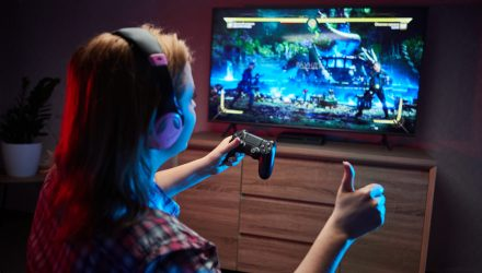 More Proof Video Game ETFs Benefit From Stay-at-Home Orders