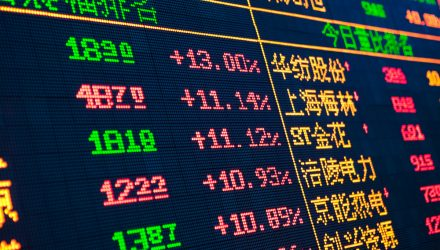 New China ETF Gets Its Turn in the Limelight