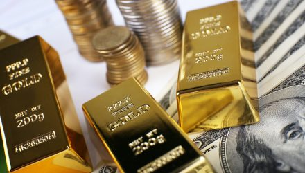 Precious Metals ETFs Gain As Metals Poise To Breakout