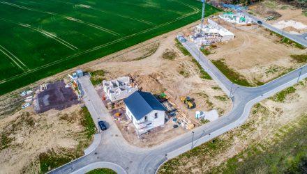 Robust U.S. Pending Home Sales Bolster Homebuilder ETFs