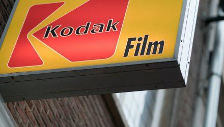 Russell ETFs Rally As Eastman Kodak Surges