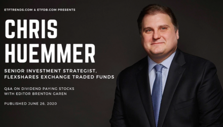 Q&A With FlexShares' Chris Huemmer On Dividend Paying Stocks