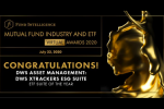 DWS Wins Two Awards for Its ESG ETFs at Mutual Fund Industry & ETF Awards
