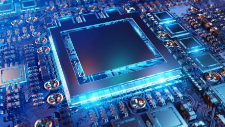 Semiconductor ETFs Rally on Bets TSMC Will Lend Hand to Intel