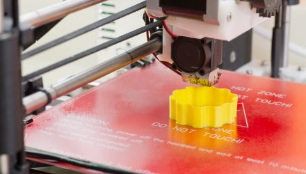 Stellar Growth Forecasts for 3D Printing, Related ETF