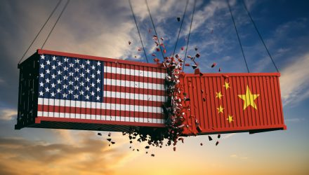 Stock ETFs Struggle Amid Tensions With China And Virus Concerns