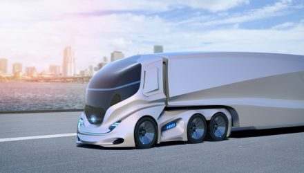 """The Arrival of Self-Driving Trucks Could Propel """"DRIV"""" ETF"""