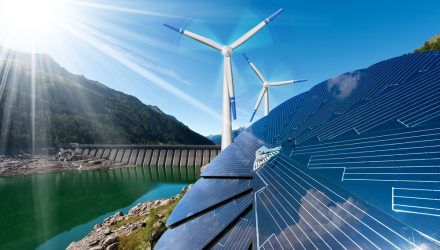 This Renewable Energy ETF Continues Shining
