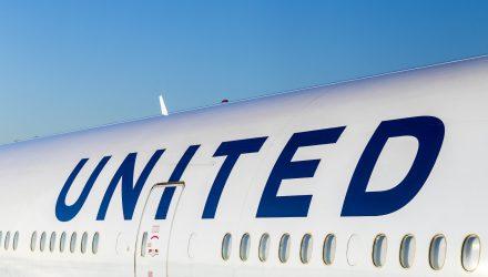 US Global JETS ETF Slumps Amid United Airlines Concerns