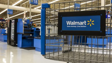 An ETF to Watch as Walmart's Ecommerce Sales Skyrocket