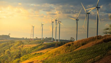 Become a FAN of This Wind Power ETF